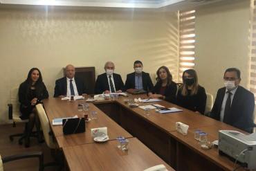 OLEYİS Sendikası ve Başkent Öğretmenevi Toplu İş Sözleşmesi görüşmeleri başlamıştır.